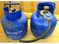 CALOR GAS BOTTLES BUTANE 4.5 KG (2 off)