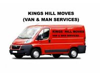 Van & Man Services by Kings Hill Moves