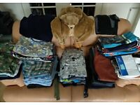Kids Clothes. Age 9-10 years. Huge Bundle. 117 items