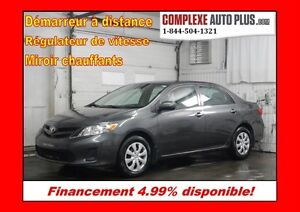 2013 Toyota Corolla CE *A/C, COMME NEUF!