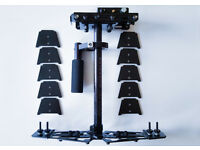 GLIDECAM HD 2000 - Perfect condition / with MANFROTTO 577 quick release adapter