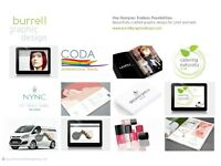 GRAPHIC DESIGNER for HIRE. Websites & logos etc... FREE CONSULTATION + QUOTE * Earls Court, London