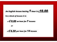 ENGLISH LESSONS -SKYPE- PRONUNCIATION-CONVERSATION-GRAMMAR -SKYPE