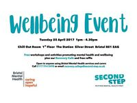 Second Step Wellbeing Event (FREE)