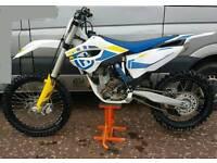Motocross bike moto x husquvarna fc250 not Honda cr kawasaki kx yz rm ktm
