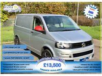 nice SPEC!! Volkswagen TRANSPORTER T26 BlueMotion 2.0 diesel tdi SWB manual 2013 (13) ALLOYS