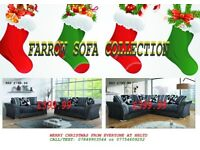 FARROW SOFA'S**** 3+2's & corner sofa's***Get yours before christmas***UK delivery available ***