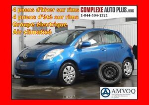 2010 Toyota Yaris LE Hatch *A/C, Cruise, Groupe élec.