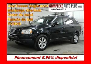 2010 Volvo XC90 3.2 AWD 7 Passagers *DVD,Toit,Cuir