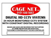 FULL HD CCTV SYSTEMS SUPPLIED AND INSTALLED