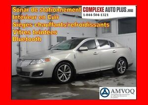 2009 Lincoln MKS AWD *Cuir, Mags, Bluetooth