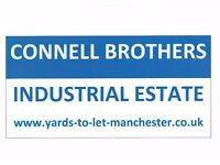 Yards to Let - Manchester