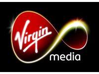 Virgin Media FREE £50 CREDIT for signing up