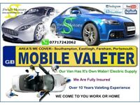 Mobile valet, Mobile Valeter, Mobile Valeting - WE COME TO YOU