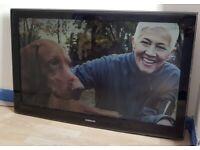 Samsung 46inch FullHD 1080p TV - Needs repair