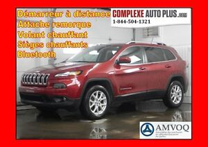 2014 Jeep Cherokee North 4x4 V6 3.2L AWD *Mags, Hitch