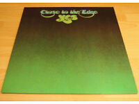 YES - Close To The Edge (Excellent Condition)
