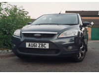 Ford Focus 1.6 TDCi SPORT 5dr. 1 y MOT,Full history £30 TAX