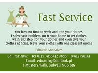 FAST SERVICE DRY CLEANING AND LAUNDRY