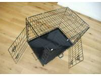 Brand new Cage for Dog, 91 x 60 x 66 cm, Black