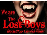 We are The Lost Boys are Looking for a Quality Female Vocalist