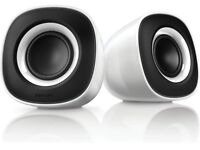 *New* Philips Multimedia Speakers (USB Powered)