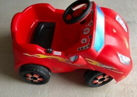 Ride On Car - Battery Operated