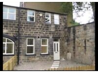 Two Bed Cottage, Onlooking Burley park