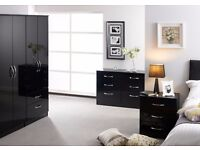 Roma Bedroom Furniture **Home Delivery Available**