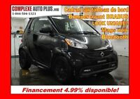 2013 Smart fortwo Passion Convertible STYLE BRABUS *RARE