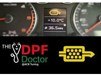 Mobile DPF diagnostic & cleaning service @The DPF Doctor