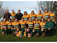 Inner Warrior- Rugby Taster day of ladies over 18 in Northallerton.