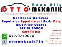 OTTO MEKANIK - CAR REPAIRS / MAINTENANCE UNDERTAKEN
