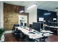 6 x Desk Spaces in Shoreditch Office- Excellent Location