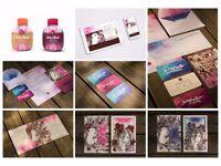 Creative Direction / Art Direction / Graphic Design / Web Design / Photography / Illustration