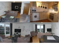 Double Room in Jewellery Quarter Apartment. Fully furnished all bills inclusive. £625 pcm.