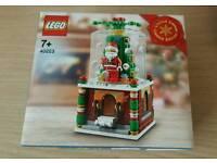Lego Snow Globe (New)