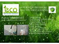 driveway, patio, decking, walls, gutters, windows, doors, frames, cars, machinery cleaning