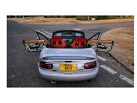 Mazda MX5 Eunos Roadster 1.6 Turbo