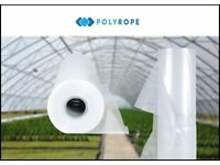 Polytunnel Cover Plastic Polythene Greenhouse