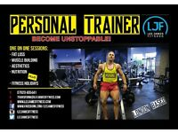 High Level Personal Trainer, London, Advert for Limited Time Only
