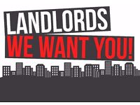 Landlords Wanted - Properties Wanted