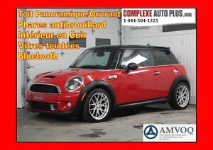 2012 Mini Cooper S Turbo *Toit panoramique