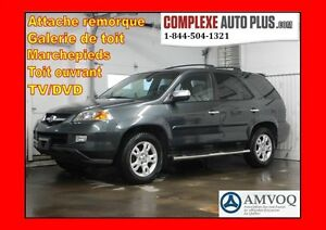 2006 Acura MDX AWD 7 passagers *DVD,Cuir,toit
