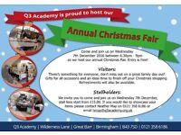 Q3 Great Barr Annual Panto & Craft Fair