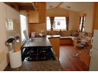 Starter Holiday Home Static Caravan For Sale in East Yorkshire on Coastal Park with Sea Views