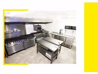 Business to rent Takeaway Industrial Kitchen - Restaurant for Sale Central London SE1