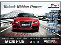 Power Upgrade REMAP for AUDI 's inc. S-Line & RS (A1, A3, Q3, A4, A5, Q5, A6, A7, Q7, A8, TT, R8)