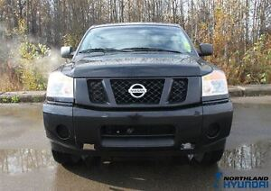 2015 Nissan Titan Cruise control/Spray in Bed-liner/Power Option Prince George British Columbia image 3