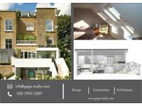 ARCHITECTURAL DRAWINGS, PLANNING APPLICATION, ARCHITECT - CAD PLANS architectural services